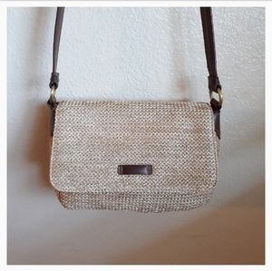 Cherokee Woven Crossbody Bag